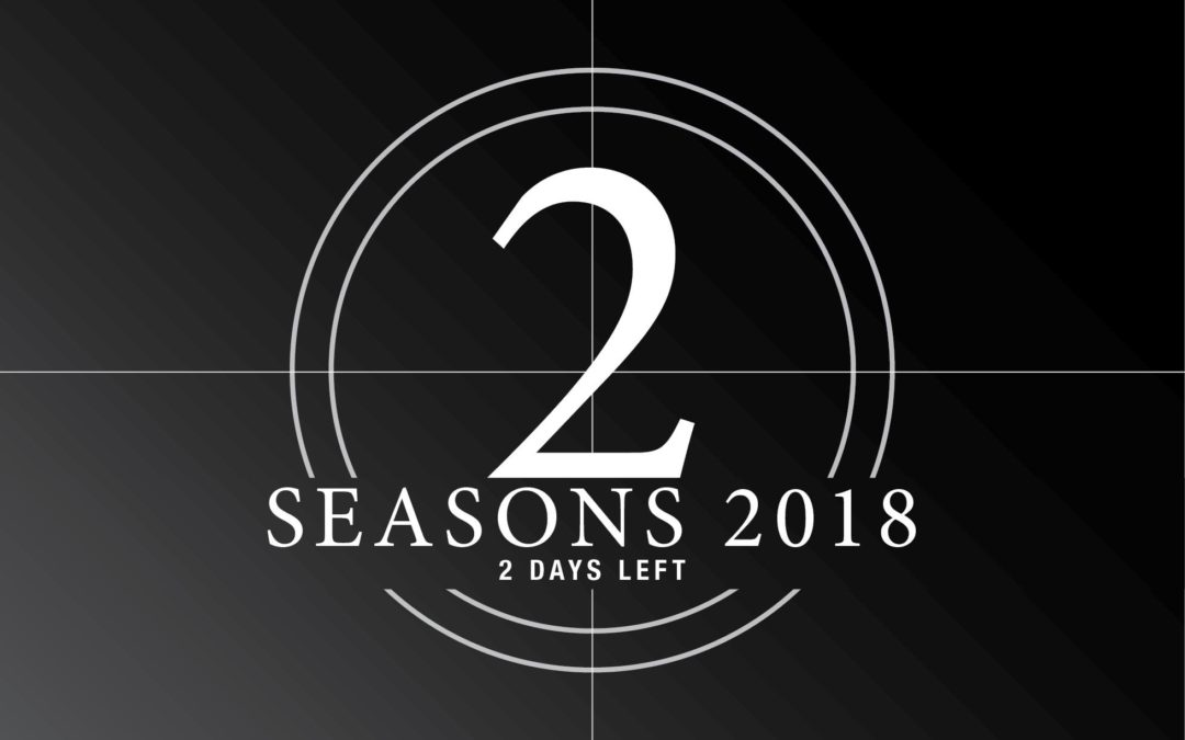 Onthulling Seasons 2018